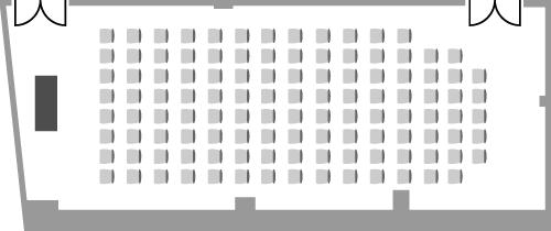 America Square Aldgate/Bishopsgate Suite - Theatre