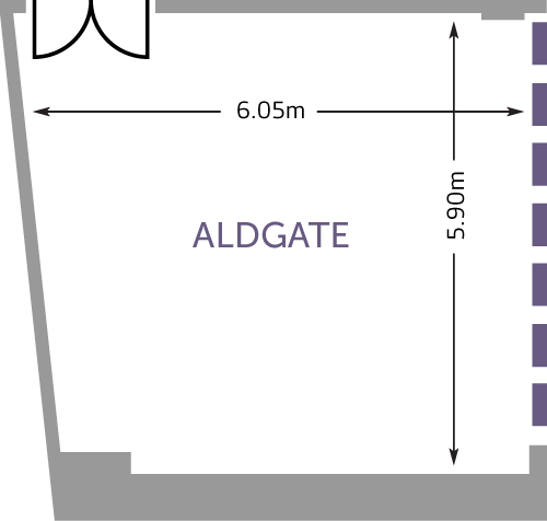America Square Aldgate Suite