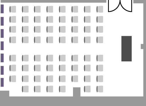 America Square Bishopsgate Suite - Theatre