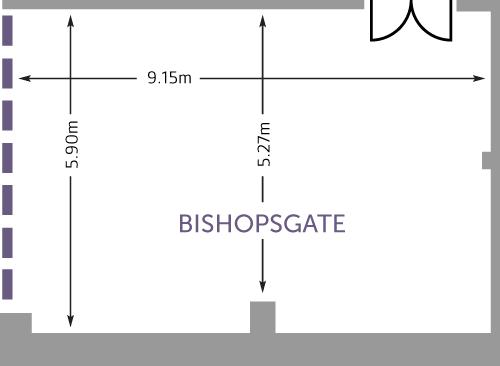 America Square Bishopsgate Suite
