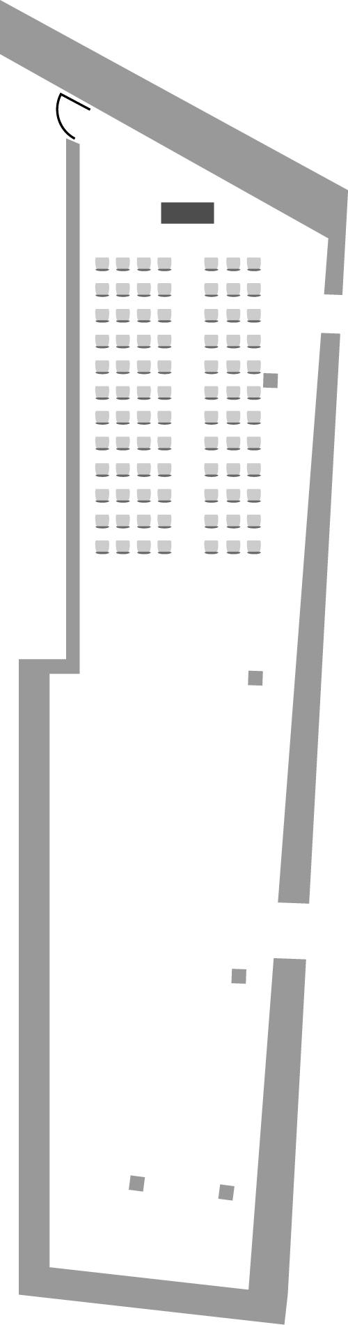 America Square Cornhill Suite - Theatre