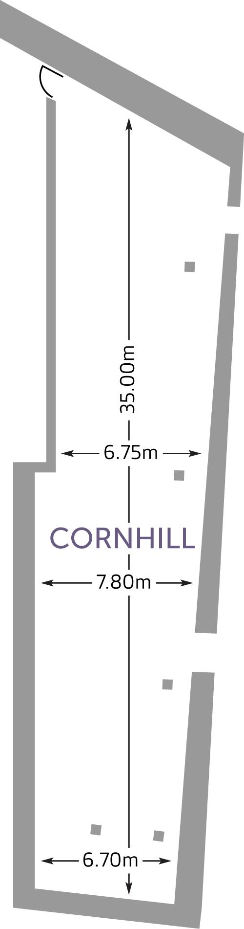 America Square Cornhill Suite