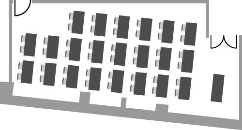 America Square Fleet Suite - Classroom