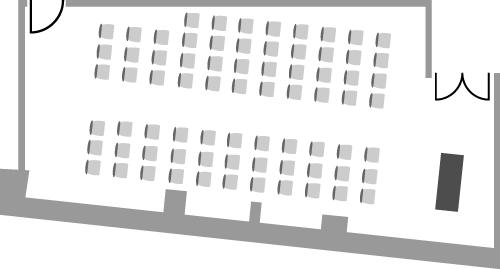 America Square Fleet Suite - Theatre