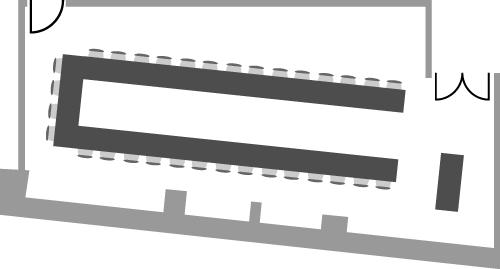 America Square Fleet Suite - U-Shape