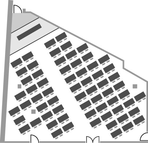 America Square Ludgate Suite - Classroom