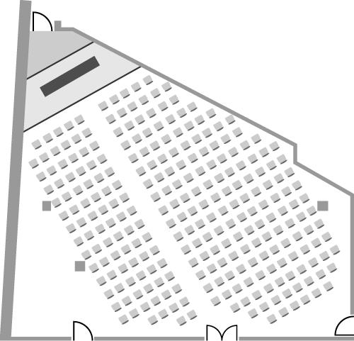 America Square Ludgate Suite - Theatre
