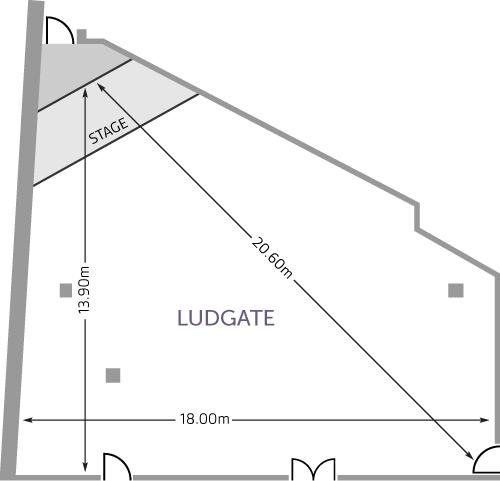 America Square Ludgate Suite