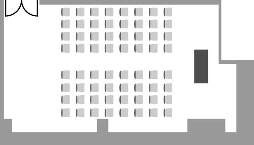 America Square Newgate Suite - Theatre
