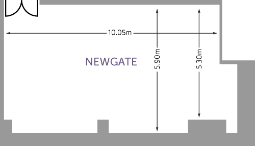 America Square Newgate Suite