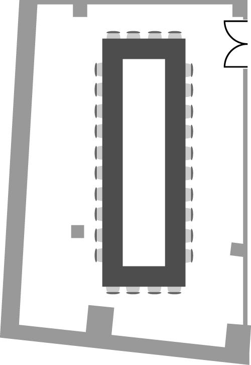 America Square Walbrook Suite - Boardroom