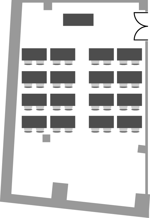 America Square Walbrook Suite - Classroom