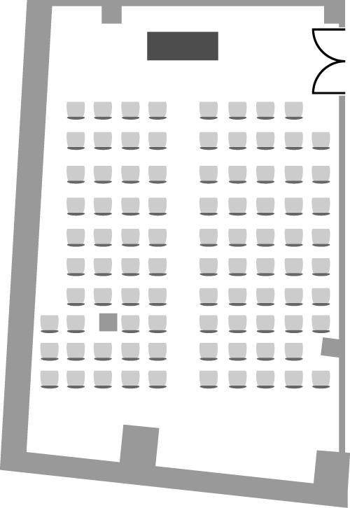 America Square Walbrook Suite - Theatre