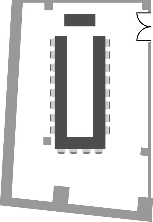 America Square Walbrook Suite - U-Shape