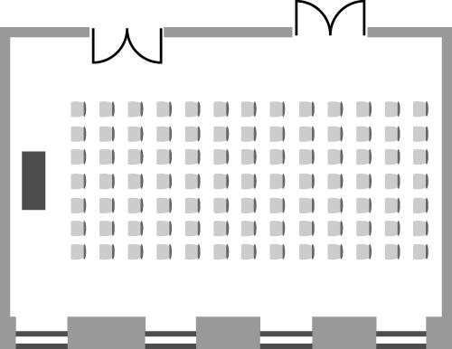Fine Room 1 - Theatre