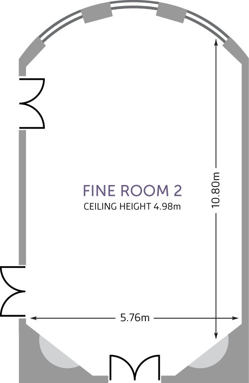 Asia House Fine Room 2