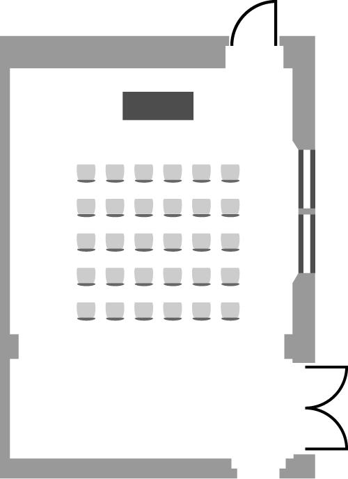 Fine Room 3 - Theatre