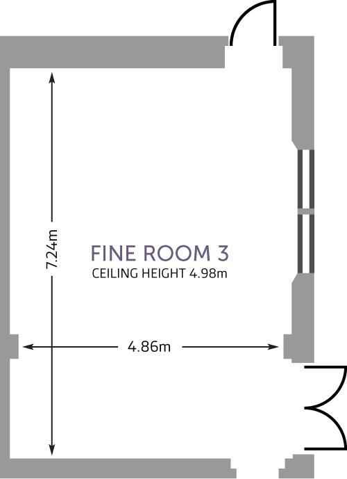 Asia House Fine Room 3