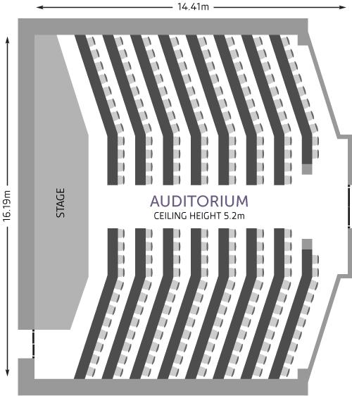Cavendish Auditorium - Classroom