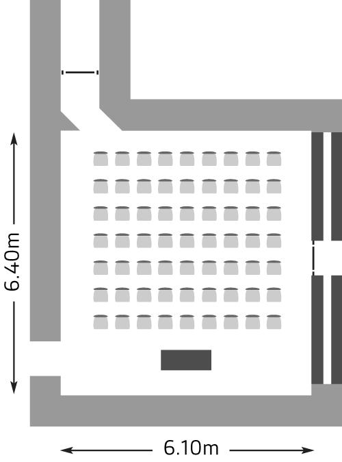 Cavendish Portland Suite - Theatre