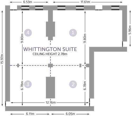 Cavendish Whittington Suite
