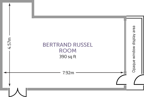 Conway Hall Bertrand Russell Room