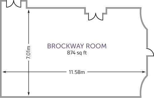 Conway Hall Brockway Room