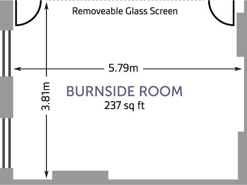 De Morgan House Burnside Room
