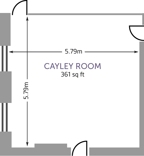 De Morgan House Cayley Room