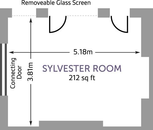 De Morgan House Sylvester Room