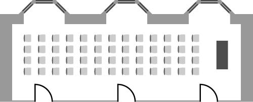 Hallam Euston Suite - Theatre