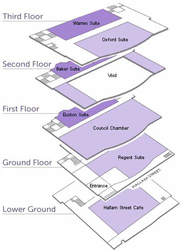 Hallam Floorplans