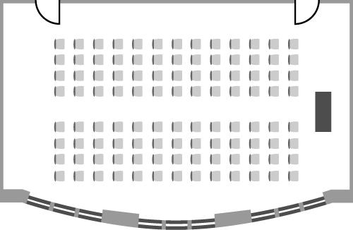 Hallam Oxford Suite - Theatre