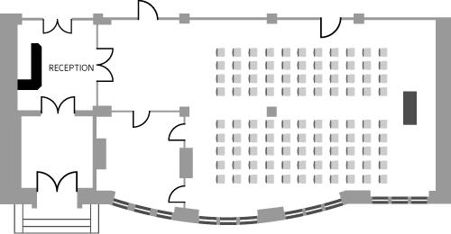 Hallam Regent Suite - Theatre