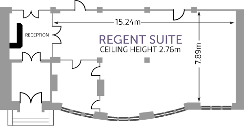Hallam Regent Suite - Overview