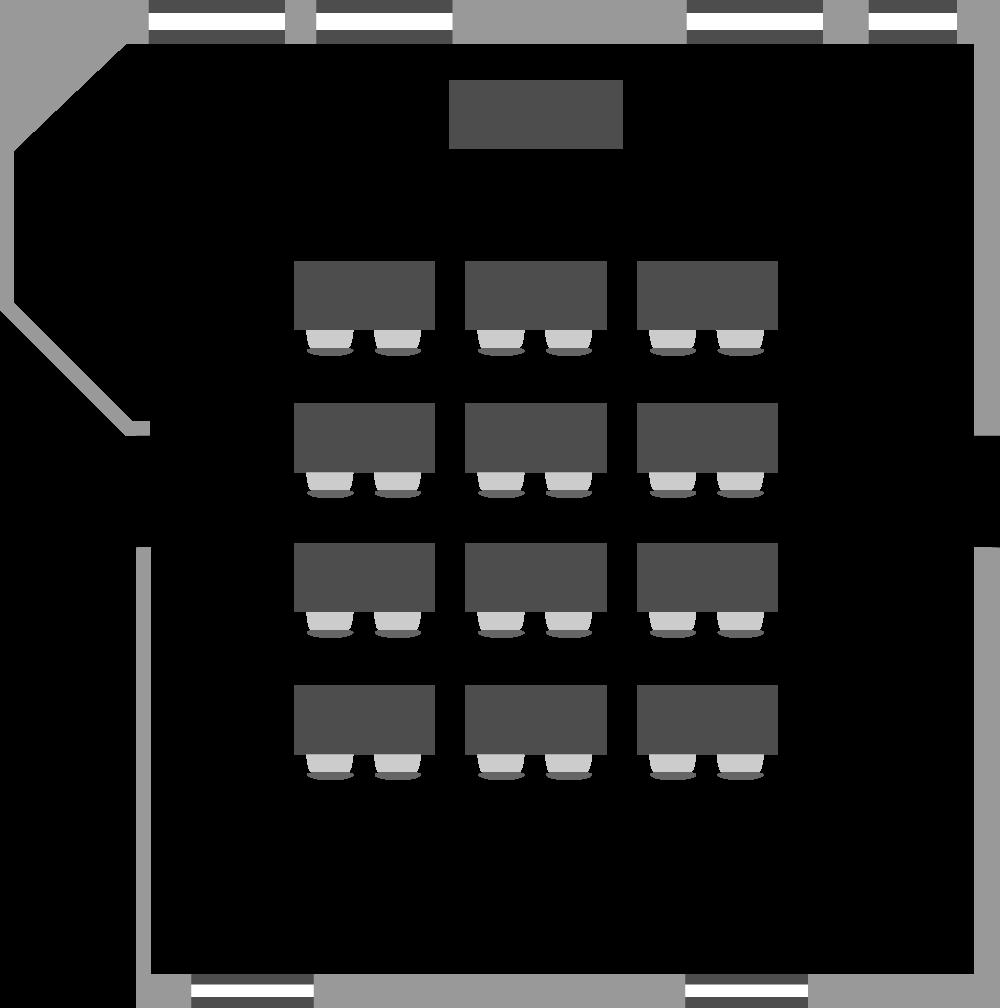 Hallam Russell Suite - Classroom