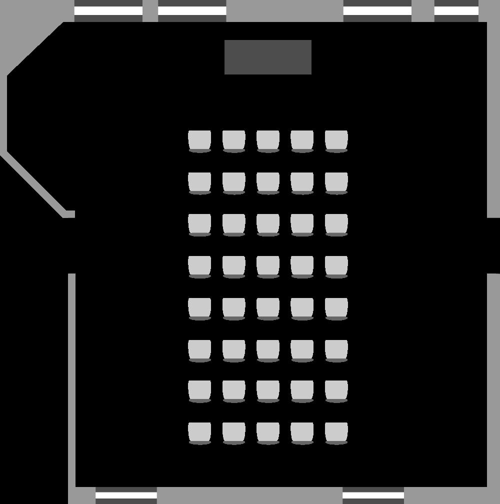Hallam Russell Suite - Theatre