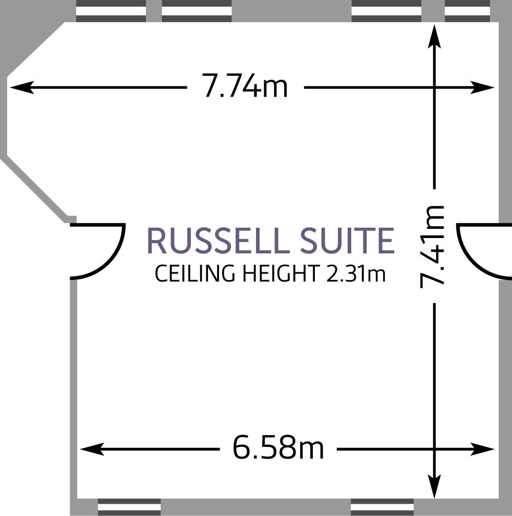 Hallam Russell Suite - Overview