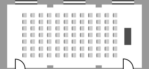 Hallam Warren Suite - Theatre