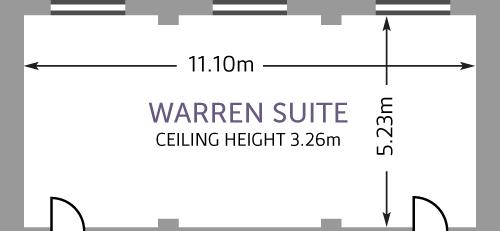 Hallam Warren Suite - Overview