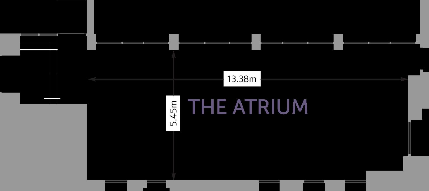 The Central - The Atrium