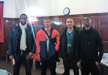 AFC Care in the Community - At the Hallam