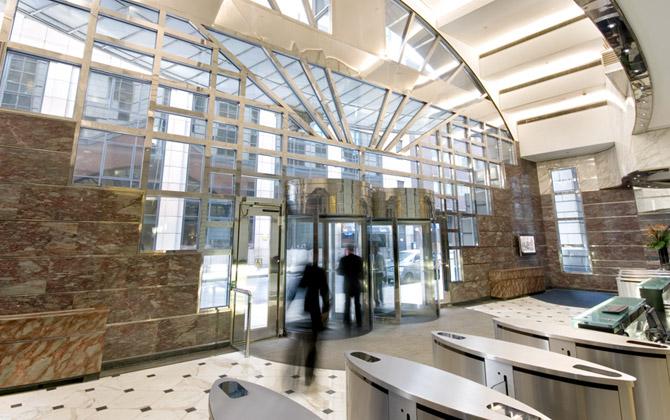 America Square Lobby