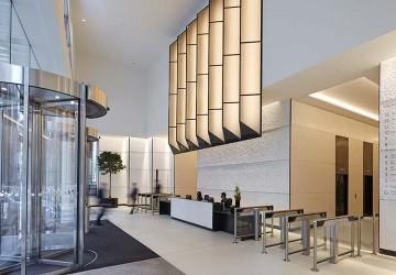America Square Venue - Entrance Lobby