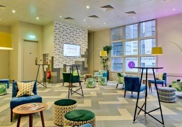 America Square Venue - Lounge