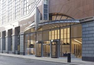 America Square Venue - Street Entrance