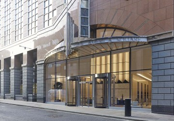 America Square Venue - Street Entrance