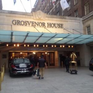 Animal Hero Awards - Grosvenor House IMG_5409