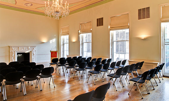 Conference venue Asia House