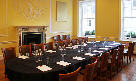 Meeting rooms Asia House